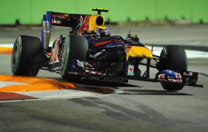 F1 Singapore Grand Prix - Qualifying