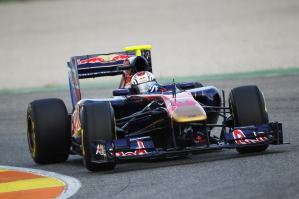 F1 Testing in Valencia - Day One