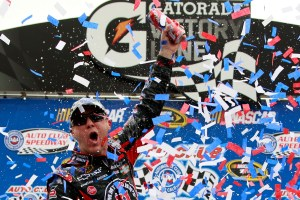 2011_Auto_Club_NSCS_Kevin_Harvick_Victory_Lane