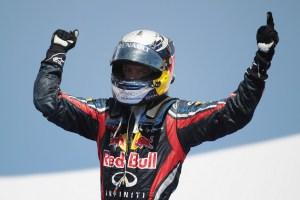 European F1 Grand Prix - Race