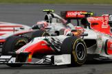 Formula One World Championship, Rd 9, British Grand Prix, Race, Silverstone, England, Sunday 10 July 2011.