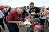 at Michigan International Speedway on August 21, 2011 in Brooklyn, Michigan.