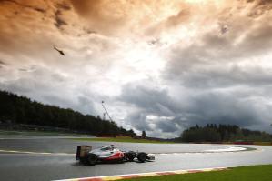 Motorsports: FIA Formula One World Championship 2011, Grand Prix of Belgium