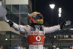 Motorsports: FIA Formula One World Championship 2011, Grand Prix of Abu Dhabi