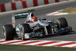 Motorsports: FIA Formula One World Championship 2012, Tests in Barcelona