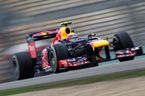 Chinese F1 Grand Prix - Practice