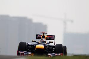 F1 Grand Prix of China - Qualifying