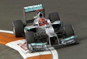 Motorsports: FIA Formula One World Championship 2012, Grand Prix of Europe