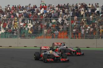 Motorsports: FIA Formula One World Championship 2012, Grand Prix of India