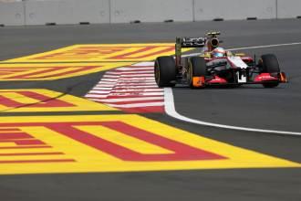 Formula One World Championship, Rd17, Indian Grand Prix, Buddh International Circuit, Greater Noida, New Delhi, India, Qualifying, Saturday 27 October 2012.