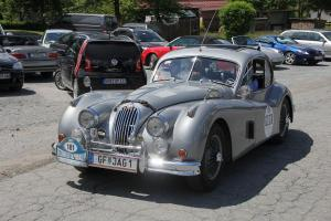 Jaguar XK 140 FMC 1955