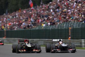 2013 Belgian Grand Prix - Sunday