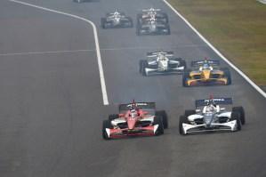 Super Formula Suzuka 2013 Takuma Sato