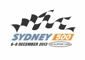 Sydney 500 2013 Logo