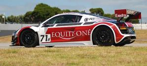 Equity-One Motorsport, Audi R8 LMS