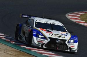 Super GT Okayama 2014 KeePer Tom's RC F