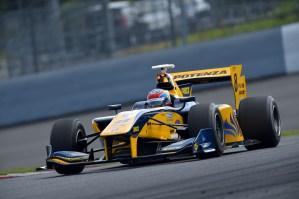 Super Formula Fuji Speedway 2014 Loic Duval