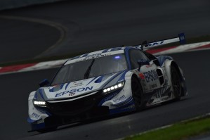 Super GT Fuji 2014 Epson NSX Concept-GT