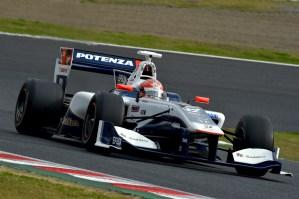 Super Formula Suzuka 2014 Takashi Kogure