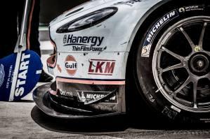 Aston Pit Lane Ambience - 6 Hours of Sao Paulo at Autodromo Jose Carlos Pace (Interlagos) - Sao Paulo - Brazil