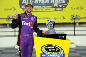 NASCAR Sprint All-Star Race - Qualifying