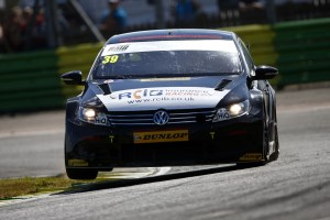 Warren Scott (GBR) Team BMR Volkswagen Passat CC