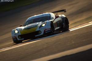 Car #50 / LARBRE COMPETITION (FRA) / Chevrolet Corvette C7 / Gianluca Roda (ITA) / Paolo Ruberti (ITA) / Kristian Poulsen (DNK)- 6 Hours of Bahrain at Bahrain International Circuit - Sakhir - Bahrain