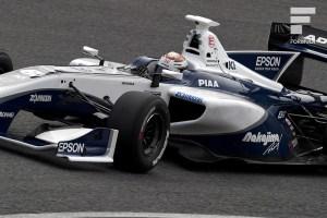 Super Formula Suzuka 2016 Bertrand Baguette