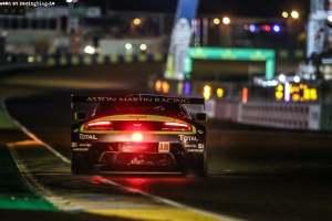#97 ASTON MARTIN RACING (GBR) / DUNLOP / ASTON MARTIN VANTAGE / Richie STANAWAY (NZL) / Fernando REES (BRA) / Jonathan ADAM (GBR)Le Mans 24 Hour - Circuit des 24H du Mans  - Le Mans - France
