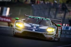 #66 FORD CHIP GANASSI TEAM UK (USA) / MICHELIN / FORD GT / Olivier PLA (FRA) / Stefan MÜCKE (DEU) / Billy JOHNSON (USA)Le Mans 24 Hour - Circuit des 24H du Mans  - Le Mans - France