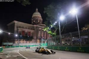 F1 - SINGAPORE GRAND PRIX 2016