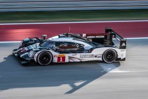 CAR #1 / PORSCHE TEAM / Porsche 919 Hybrid / Hybrid - WEC 6 Hours of Circuit of the Americas - Circuit of the Americas - Austin - America -