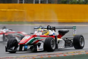 FIA Formula 3 European Championship 2016, round 7, race 1, Spa-Francorchamps (BEL)