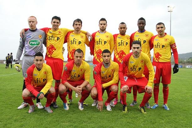 L'équipe de Lyon-la-Duchère