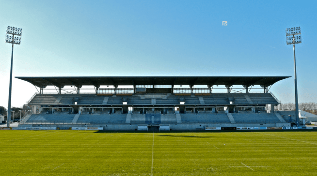 Stade Capitany à COLOMIERS
