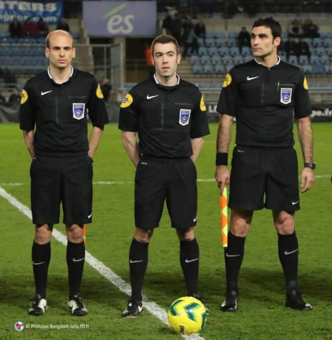 Jérémy Matteucci - Nicolas Dzubanowski - Yannick Boutry