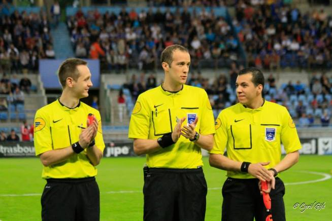 de gauche à droite, M Benjamin PAGES, Eric WATTELIER et Mehdi RAHMOUNI