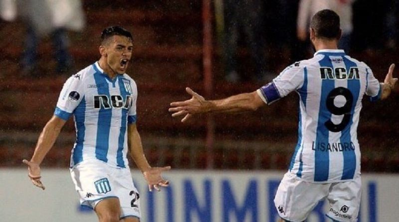 Cuadra en Racing