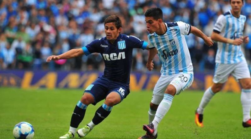 Racing - Atlético Tucumán