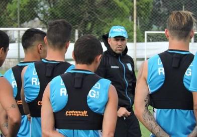 Racing guarda a Licha, Lautaro y Saravia