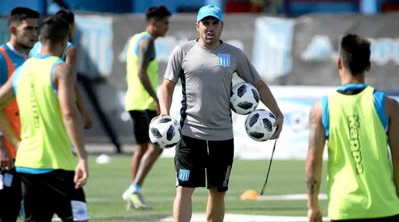 Coudet pone a Licha Lopez ante Cruzeiro