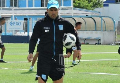 Racing quiere complacer a Coudet