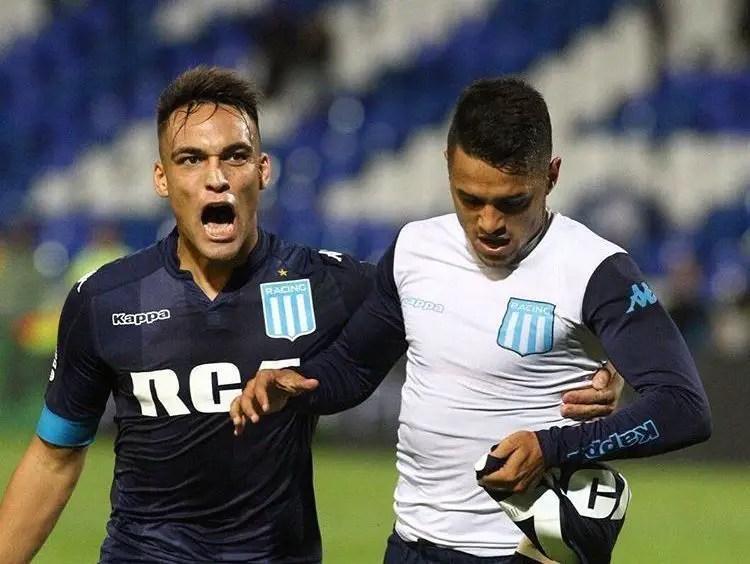 Racing arrancó la Libertadores con el pie derecho