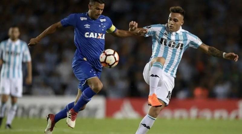 Historial Racing - Cruzeiro