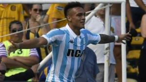 Lautaro Martínez sueña con el Mundial