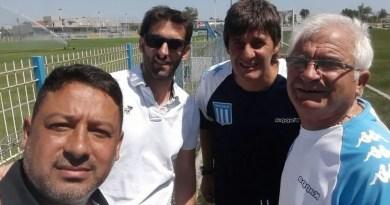 """Miguel Gomis: """"En Racing vamos camino a la excelencia"""""""