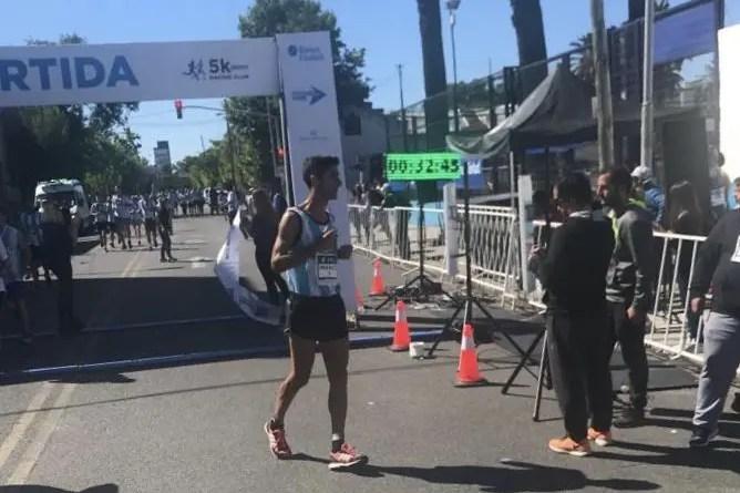 El ganador de los 10K