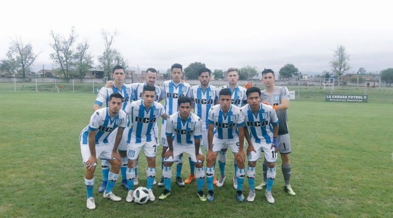 Racing sigue promoviendo juveniles.