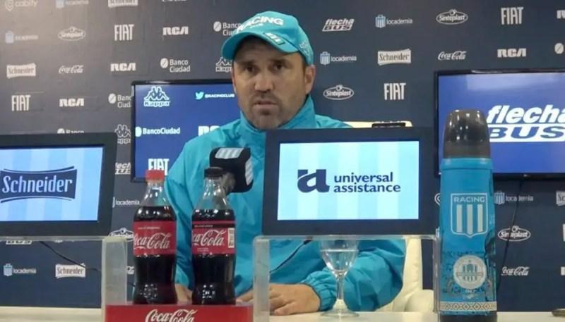 El Chacho Coudet puso el ojo en Nicolás Reniero y Racing está interesado en contratarlo. El técnico ya lo había pedido en el mercado de pases anterior.