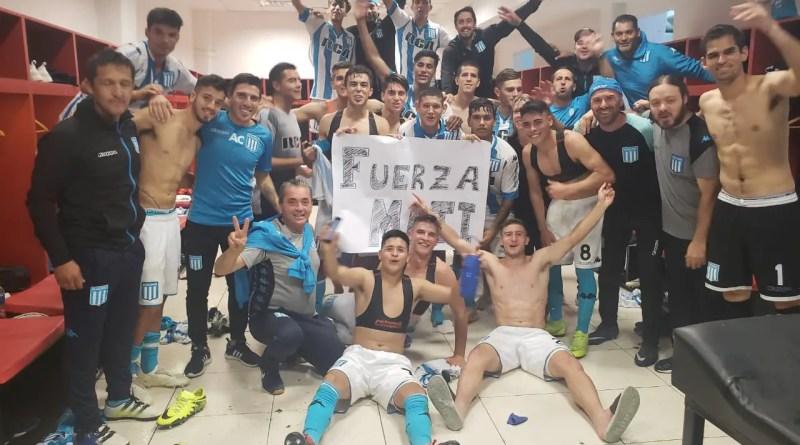 La Reserva de Racing debuta ante Unión